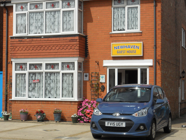 Book online at the Newhaven Guest House in Skegness